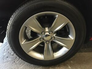 Dodge Charger Challenger Magnum Oem 18 Wheels Tires Factory Alloy Rims Rt Sxt