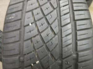 1 245 40 18 97y Continental Extreme Contact Dws 06 Tire 7 32 1d18 0317