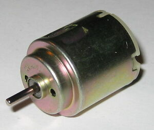 Mabuchi Re 140 Motor 3 Vdc Low Voltage And Current Hobby Motor 4000 Rpm