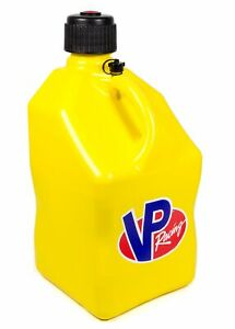 Vp Fuel Containers 3552 Utility Jug 5 Gal Yellow Square Free Ship