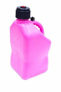 Vp Fuel Containers 3812 Utility Jug 5 Gal Pink Square Free Ship