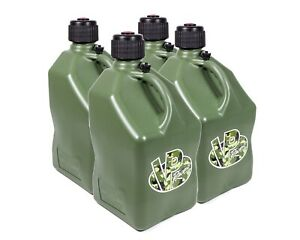 Vp Fuel Containers 3844 Utility Jug 5 Gal Camo Square case 4 Free Ship