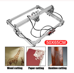 Original Cnc Machine Engraver 5500mw 65x50cm Diy Mini Laser Cutting engraving