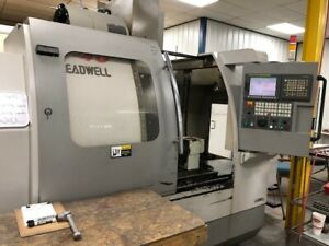 Cnc Machining Center Leadwell V40 3 Axis