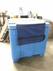 H r Industries Thermosafe Durable Insulated Shipping Container Model Hr32p