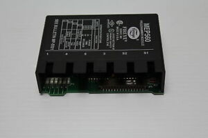 Fireye Mep560 Programmer Selectable Recycle non recycle Function Used
