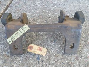 1942 1946 1947 1948 Lincoln Nos Rear Engine Support Mount 26h 5089