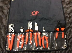 Certified Insulated Products cip 6 Piece Electrician Tool Set