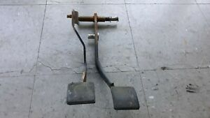 05 Ford Ranger 5 Speed Manual Clutch Brake Pedals