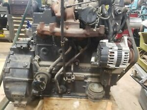 Cummins Qsb 3 3 Diesel Engine Very Low Hours Near Complete
