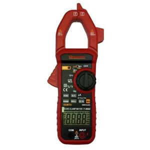 Dawson Digital Clamp Meter Ac dc Non contact Voltage Detector Auto manual Range