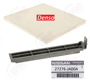 Denso Cabin Air Filter Genuine Door Cover 27276 Ja00a For Nissan Altima Maxima