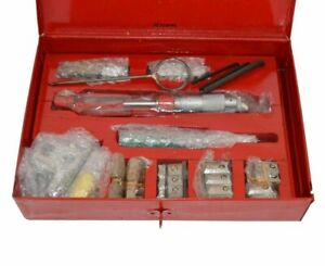 Vintage Van Norman Machine 777s Boring Bar Tools Kit Heavy Duty Tooling Set Cdn