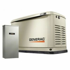 Generac 7036 16 Lp 16 Ng Kw Automatic Standby Generator 120 240vac W switch