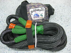 Bubba Rope Jumbo 1 1 2 X 30 Nylon Fiber Double Braid Tow Recovery Snatch Strap