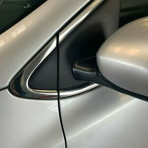 New Oem 2017 2020 Kia Sportage Driver Side Front Door Outer Delta Molding