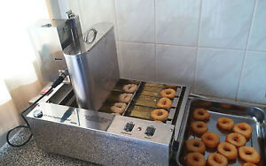 1750 D hour Fully Automatic Professional Mini Donut Machine Eu Made Commercial