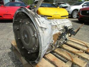 2011 Ford F550 Cab Chassis 4x4 6 Speed Automatic Transmission W Pto Torqshift