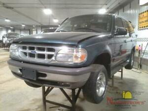 1997 Ford Explorer Rear Axle Assembly 3 55 Ratio Open