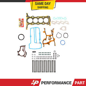 Head Gasket Bolts Set For 11 16 Chevrolet Cruze Sonic Buick Encorde Trax 1 4l