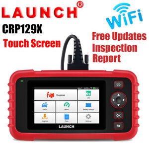 Wifi Launch Crp129x Auto Diagnostic Obd2 Scanner Code Reader Tool Android System