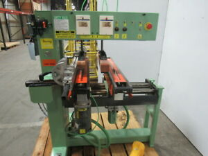 Conquest 2 46 Dual 23 Spindle Line Boring Machine 440v 4hp