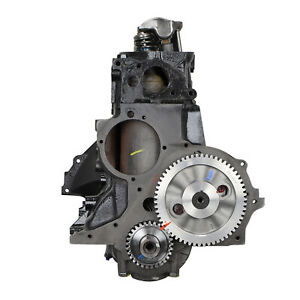 Ford 300 87 96 Remanufactured Engine F i No Smog Holes In Head With Kn