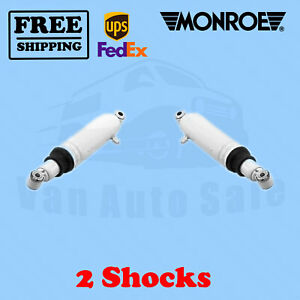 Monroe Max Air Rear Shocks For Jeep Grand Cherokee 1993 1998 Kit 2