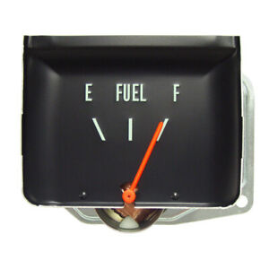 1964 Impala In dash Fuel Gauge Full Size Chevy Oe Type