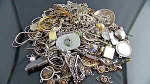 Scrap Sterling Silver 300 Gram Of Sterling Silver Jewerly