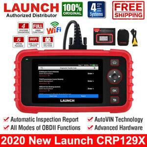 Android Launch X431 Crp129x Car Scanner Obd2 Auto Diagnostic Tool Automotive Us
