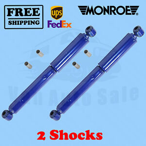 Monroe Matic Plus Front Shocks For Jeep Truck 1956 1966 Kit 2