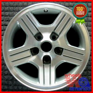 Wheel Rim Chevrolet Camaro 15 1988 1990 10089692 10121075 10121079 Gray Oe 1608