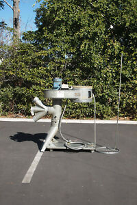 Coral Cms 1c Single Bag Dust Collector W floor Sweep woodworking Machinery