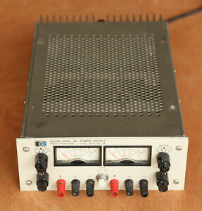 Hewlett Packard 6205b Dual Dc Power Supply