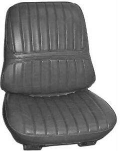 1972 Olds Cutlass Supreme 442 Bucket Seat Covers Legendary