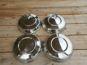 1963 1964 Dodge Plymouth B Bodie Dog Dish Hubcaps