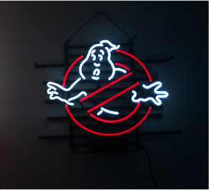 New Ghostbuster Ghost Buster Beer Bar Neon Light Sign 24 x20