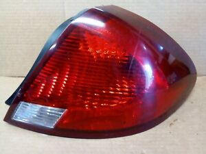 2000 2001 2002 2003 Ford Taurus Passenger Right Side Tail Light Lamp 166 01858r