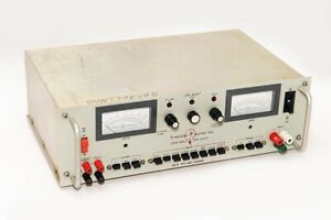 Transistor Devices Dlp 50 60 1000a Dynaload Load Tester Tested