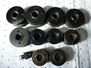 Surface Grinder Wheel Hubs Lh Rh Harig Boyar Schultz Ko Lee Brown Sharpe