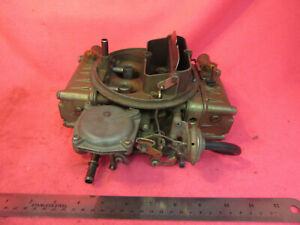 Nice 1964 1966 Chevy Ii Chevelle Impala Biscayne 327 275hp Holley Carburetor