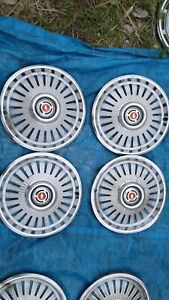 1965 Chevy Chevelle 14 Wheel Covers Hubcaps
