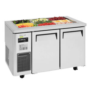Turbo Air Jbt 48 n Refrigerated Counter Sandwich Salad Unit