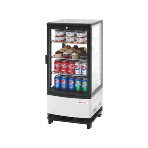 Turbo Air Crt 77 1r n 16 Self service Countertop Refrigerated Display Case