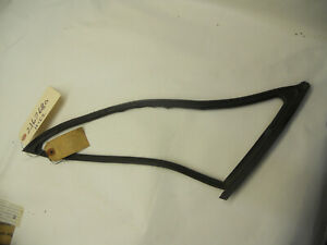 Nos Mopar 1962 1963 Plymouth Fury Dodge 330 440 Vent Window Seal Rh Pn 2167680