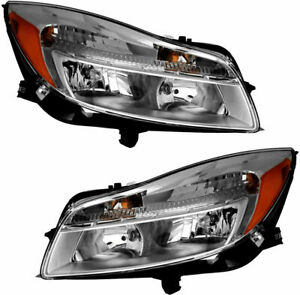 Fit For 2011 2012 2013 2014 Buick Regal Headlights halogen Right