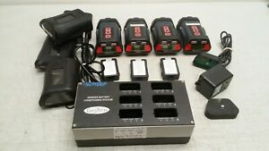 Lot Of Genesis Thermo Gas Tech Gastech And Charger