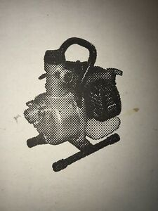 1 Inch Gas Powered Portable Mustang Fresh Water Pump Brand New