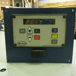 Nordson Surecoat Triggering Controller one Year Warranty Gema Wagner